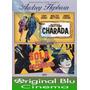 Charada + Sola En La Oscuridad ( Audrey Hepburn X2) Dvd Orig