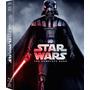 Star Wars Saga Completa En Blue Ray 9 Discos Oferta!!!!