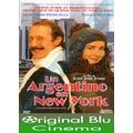 Un Argentino En Nueva York - Dvd Original - Almagro
