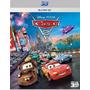 Cars 2 Blu-ray 3d Nuevo Original Disney Pixar