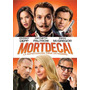 Dvd Mortdecai Con Johnny Deep Y Gwyneth Paltrow Estreno
