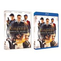 Kingsman Bluray Hd