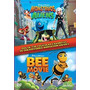 Dvd Pack Bee Movie Y Monstruos Vs Aliens Nuevo Cerrado Sm