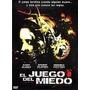 El Juego Del Miedo - Dvd - Usada - Original!!!