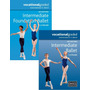 Pack 2 Dvds Y Cd Danza Clasica Rad Ballet Intermedio 1 & 2