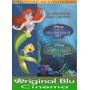 Pack: La Sirenita 2 + 3: Los Comienzos De Ariel - Dvd Orig.