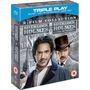 Sherlock Holmes 2-film Collection / Bluray + Dvd / Nuevo