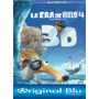 La Era De Hielo 4: 3 D + 2 D - Blu-ray Original - Almagro