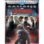 Blu-ray Avengers Age Of Ultron / Los Vengadores 2 / 3d + 2d