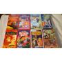 Lote 8 Peliculas Infanitles Clásicas Disney Vhs Originales