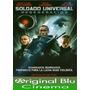 Soldado Universal - J. C. Van Damme - Dvd Original - Almagro