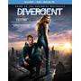 Blu-ray Divergente / Br + Dvd / Premium Blu-ray