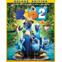 Blu-ray 3d Rio 2 / Deluxe Edition / Blu-ray 3d+2d+dvd