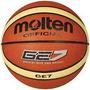Pelota De Basquet Molten Nº 7 Ge7 Basket Official Composite