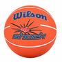 Pelota Basquet Basket Wilson N°5 Shock Junior Lelab