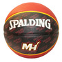 Pelota De Basquet Spalding N7 Miami Heat Nba Basket Lelab
