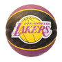 Pelota Basquet Spalding N°7 Angeles Lakers Nba Basket Lelab