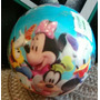 Pelotita De Goma Mickey Disney Ditoys Original Ball Mickey