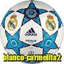 Pelota Adidas Champions League Real Madrid