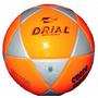 Pelota Papi Futbol Drial Nº 4 Medio Pique Cuero Sintetico