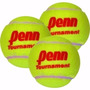 Pelotas De Tenis Penn Tournament Sello Rojo Nueva Enraqueton
