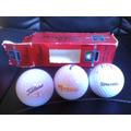 2 Pelotas Golf Titleist + 1 Spalding Maximum Distance Soft