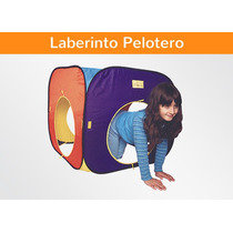 Armadillos Pelotero Laberinto Autoarmable Plegable