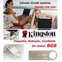 Pedrive Kingston 8gb Dt-se9 Metálico En Caseros