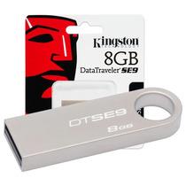 Pendrive Kingston 8gb Dtse3 Metal Pen Drive 8 Gb Vikinborg