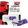 Pendrive Kingston 32 Gb 10mb/seg Data Traveler Dt101 G2