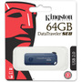 Pendrive Kingston 64gb Usb 2.0 Usb 3.0 Data Traveler