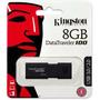 Pendrive Kingston 8gb Datatraveler 100g3 Usb 3.0 G3 Lomdezam