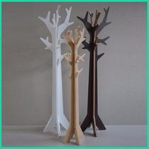 Perchero Arbol - Increible Diseño! Facil Armado - Melamina