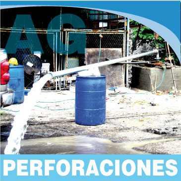 Perforaciones De Agua Bombas Sumergibles -depresion De Napas
