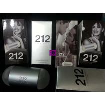 Perfumes Importados 212 Ch Lady X100ml.