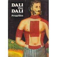 Dali Sobre Dali (en Aleman) Libro Con Reproducciones