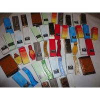 Miniaturas De Fragancias Importadas Originales De Coleccion