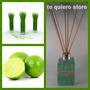 Difusores Con Varillas De Bambú Bamboo Lemongrass 125 Ml