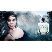 Perfume Acqua Di Gioia Edp 100ml Cerrado Original