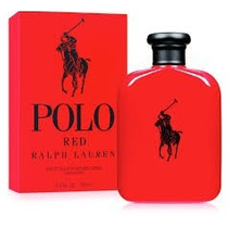 Polo Red By Ralph Lauren 125ml - Perfumes Importados