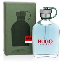 Hugo Man (verde) De Hugo Boss X 200 Ml... Super Promo...!!!