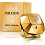 Perf. Mujer **lady Millon X80ml** By Paco Rabanne *original*