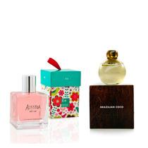 Perfume Coco & Lima + Perfume Alegría