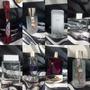 Lote De Frasco De Perfumes Givenchy, Vs, Kenzo, Fendi Ch