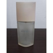 Frasco Vacío Perfume Issey Miyake
