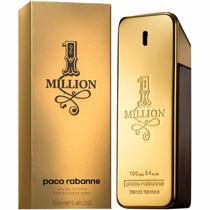 One Million Paco Rabanne 100 Ml Edt Perfume Caja Y Celofan