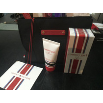 Set Tommy Girl Perfume + Necesaire + Body Wash