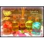 Difusor Aromatico Con Varillas De Bambu De 50ml X 10 Unidade