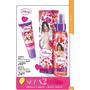 Disney Violetta Setx3 Body Splash+brillo+cartas.ideal Cumple