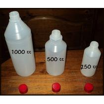 Envases Plásticos-frascos-botellas 500 Cc